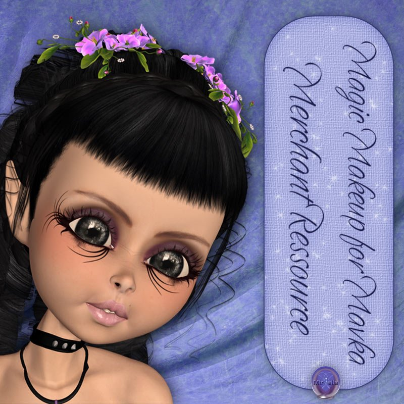 Magic Makeups for Mavka