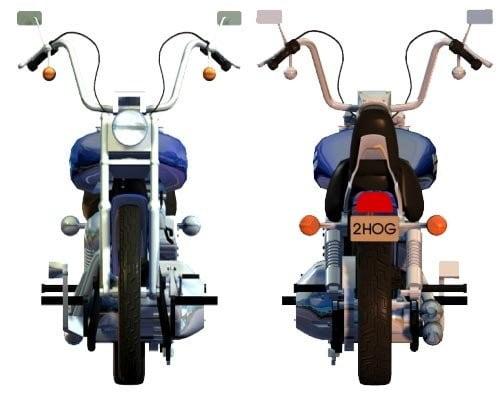 American Hog Motorcycle