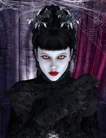 Fantasy Art Creation Kit 2 - Gothic Fantasy