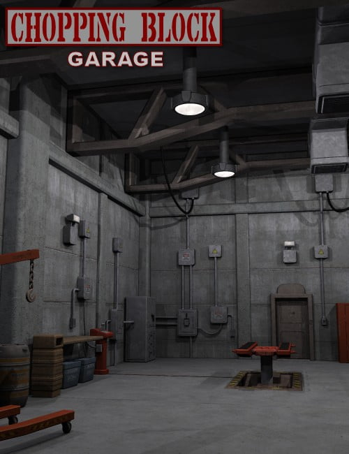 Chopping Block Garage
