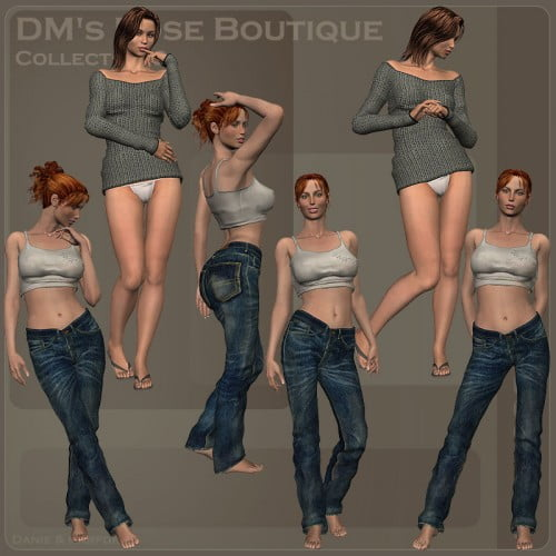 DM's Pose Boutique 2