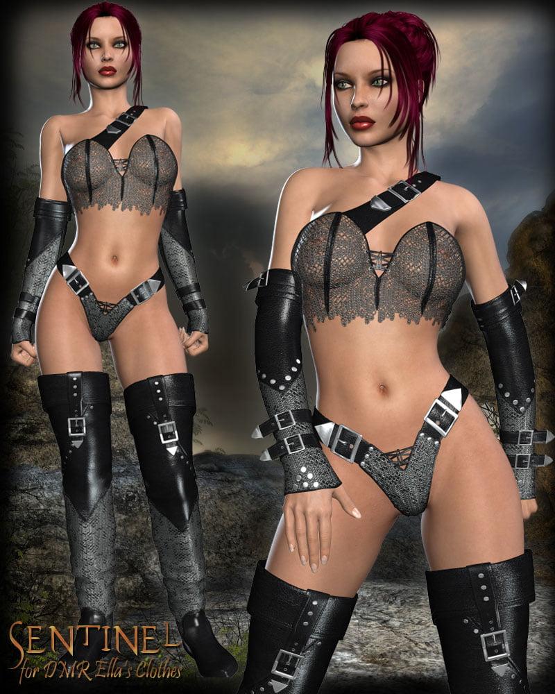 Sentinel for DMR Ellas Clothes