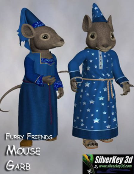 Furry Friends Mouse Garb