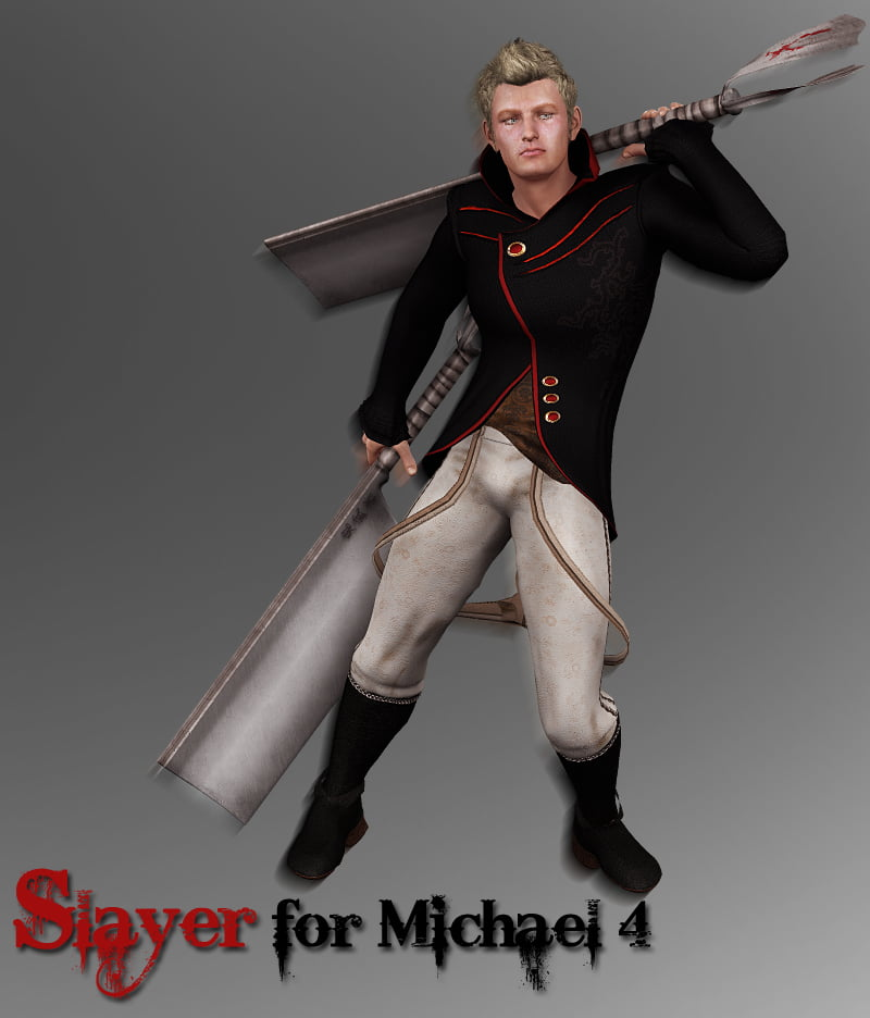 Slayer for Michael 4