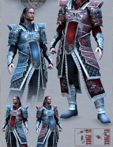 Dynasty Armor for M3