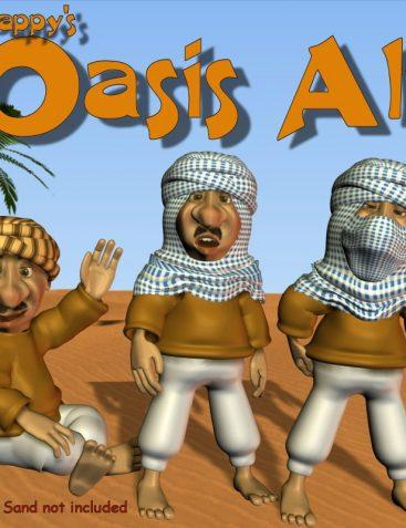 Oasis Ali