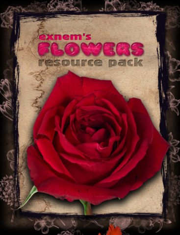 Exnem's Flowers Resource Pack
