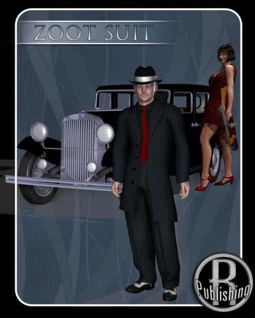 Zoot Suit for M4