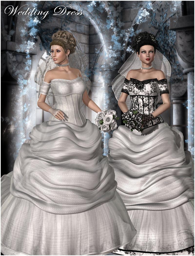 Wedding Dress V4,A4,G4 & S4