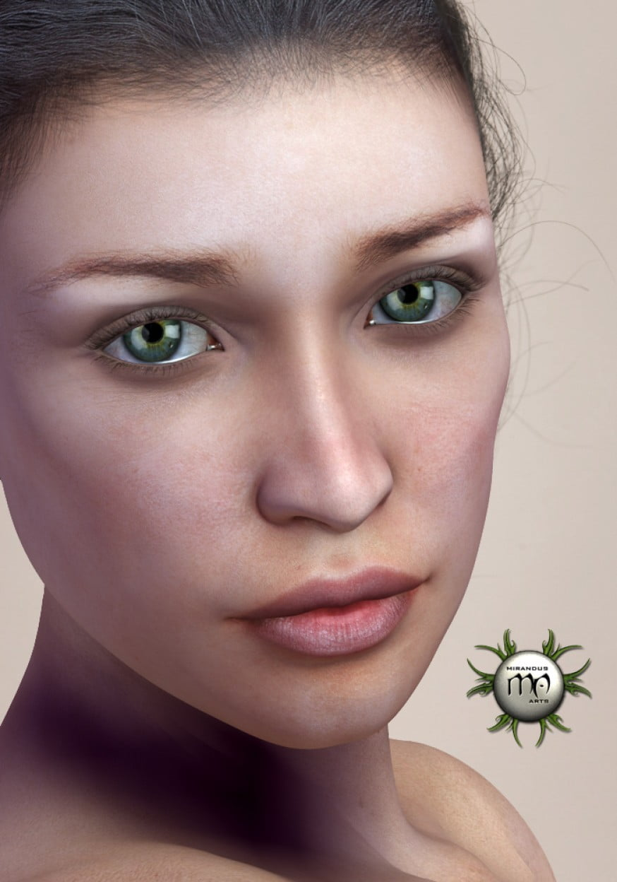 MA Lillian V4 in People and Wearables,  3D Models by Daz 3D