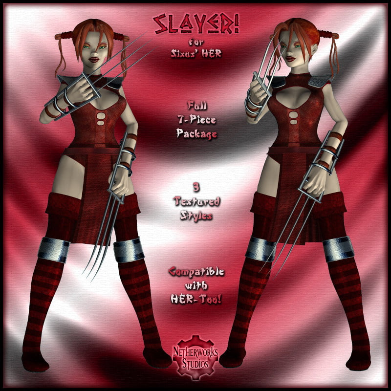Slayer! for Sixus' HER