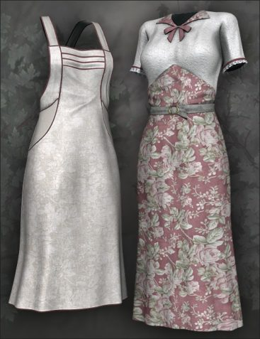 Fanciful for Everyday 1930