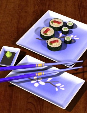 Sushi Time One