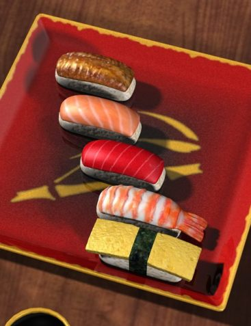 Sushi Time Two