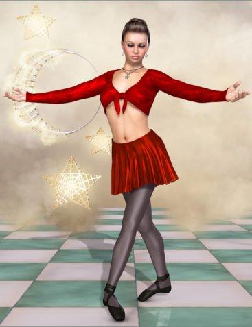 Classe for The Art of Dance - Ballet V4 - Practice Bundle 2