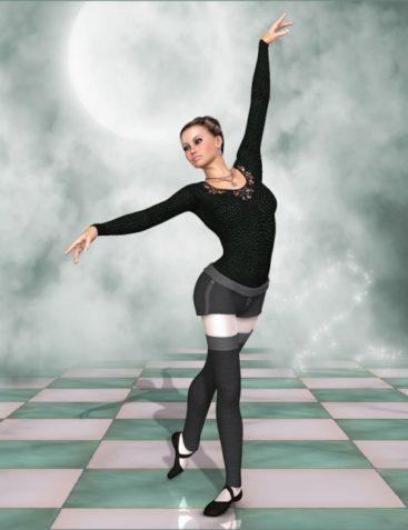 Classe for The Art of Dance - Ballet V4 - Practice Bundle 1