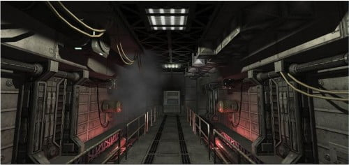 Sci-Fi Corridors - Complete Level by DEXSOFT-GAMES