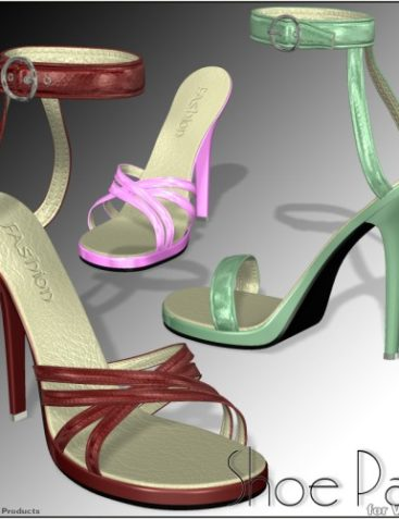 Shoe Pack for V4