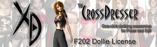 F202 Dollie: CrossDresser License