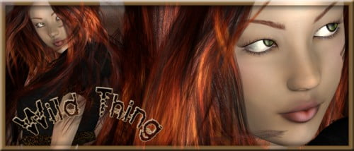 Wild Thing for Wild Hair