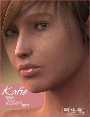 V4 Elite Texture: Katie