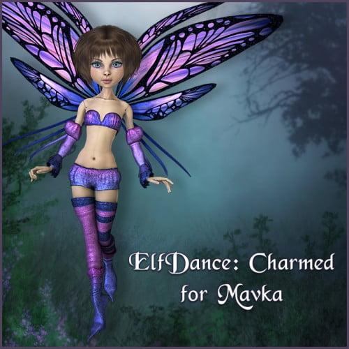 Elf Dance: Charmed for Mavka