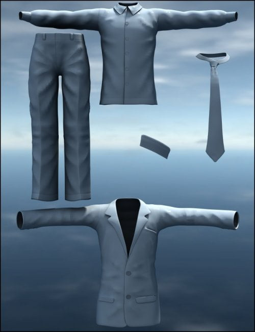Morphing Business Suit
