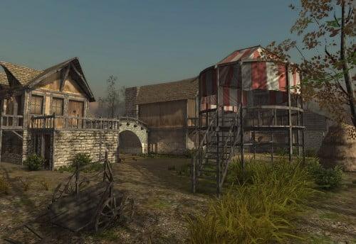 Medieval Village 3. model pack by DEXSOFT-GAMES