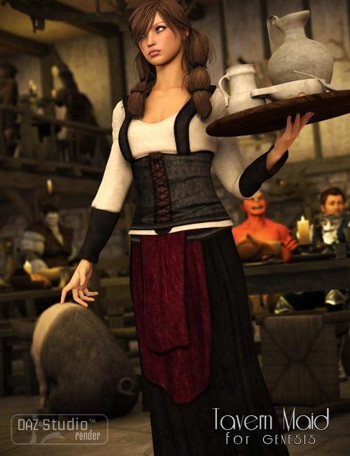 Tavern Maid