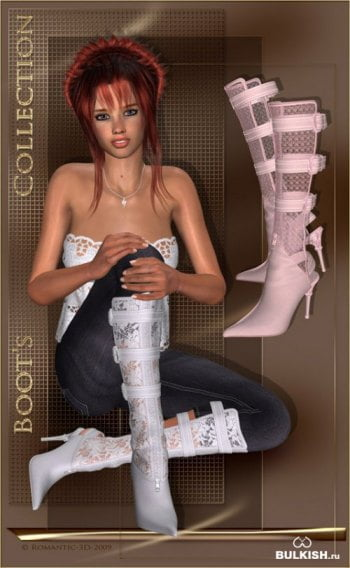 Boots Collection for Strap Boots For V4 A4