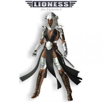 LIONESS for Victoria 4