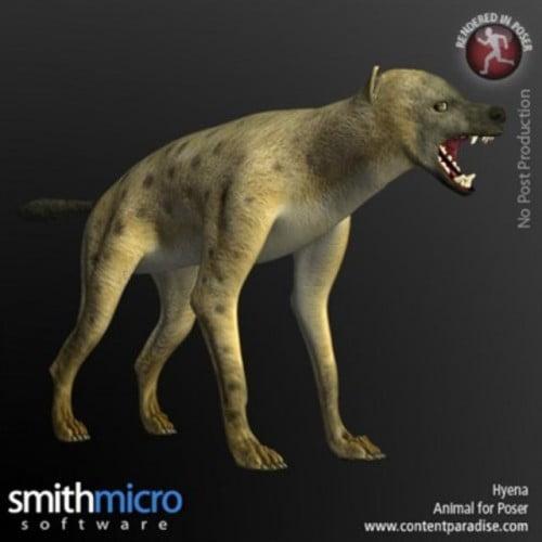 Animals_Hyena_01
