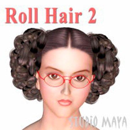 Roll Hair 2