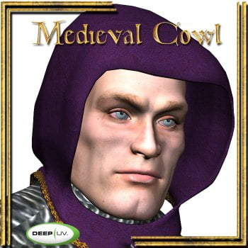 Medieval Cowl for the Freak