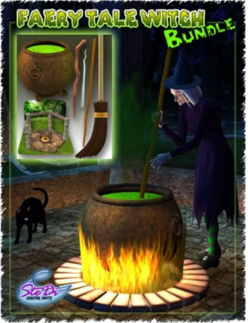 Faery Tale Witch Bundle