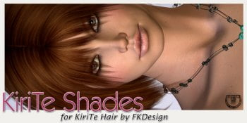 °KiriTe Shades° for KiriTe Hair by FKDesign