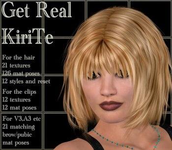 Get Real for KiriTe hair