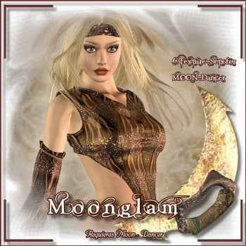 *** MOONGLAM 1 *** 6 Texturesets for MOONDANCER