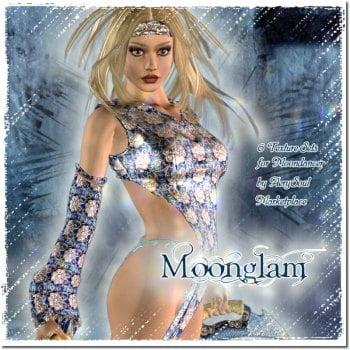 *** MOONGLAM 2 *** 6 Texturesets for MOONDANCER