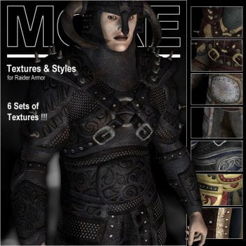 MORE Textures & Styles for Raider Armor