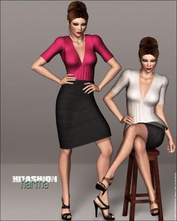 HIGHFASHION: Karma for V4/A4/G4/Topmodel