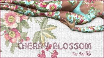 Cherry Blossom For Ma?ko