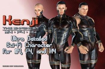 Kenji: The Enforcer