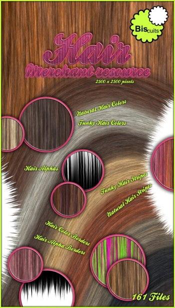 Biscuits Hair Merchant Resource