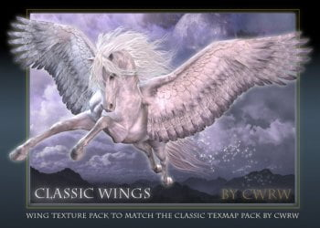 CWRW Classic Wings for the Winged Horse