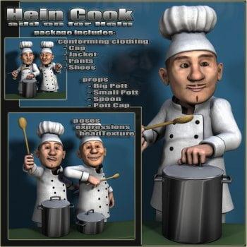 Hein Cook