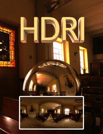 HDRI Orphanage