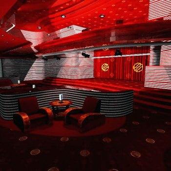 Stylish Lounge (Poser & Vue)