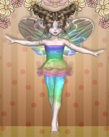 OutFit-5 Fairy For Scampixie Pranx