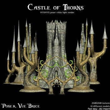 Castle of Thorns
